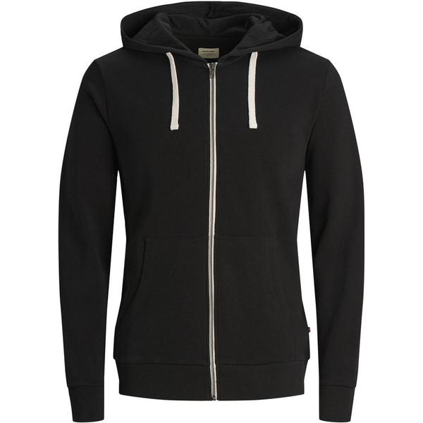 Jack & Jones Comfortable Sweatshirt - Black/Black