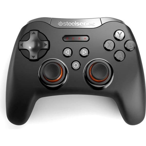 SteelSeries Windows & Android Stratus XL Wireless Gaming Controller - Black