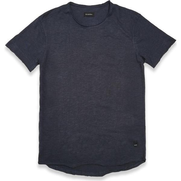 Gabba Filip Slub S/S T-shirt - Navy
