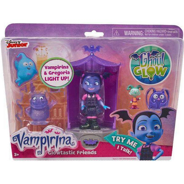 Disney Junior Vampirina Glowtastic Friends