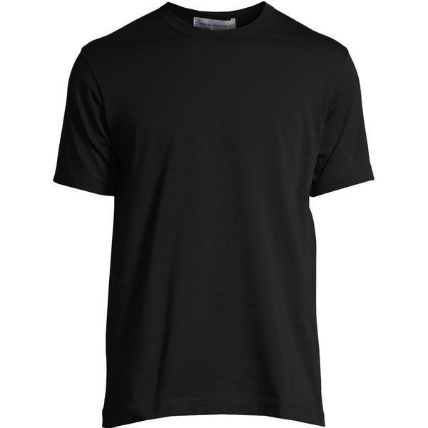 Comme des Garçons Basic T-shirt - Black