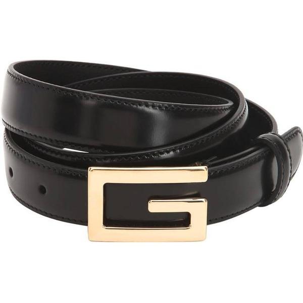 Gucci Leather Belt - Black
