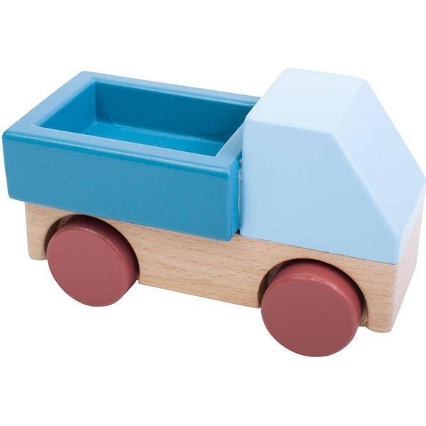 Sebra Wooden Truck