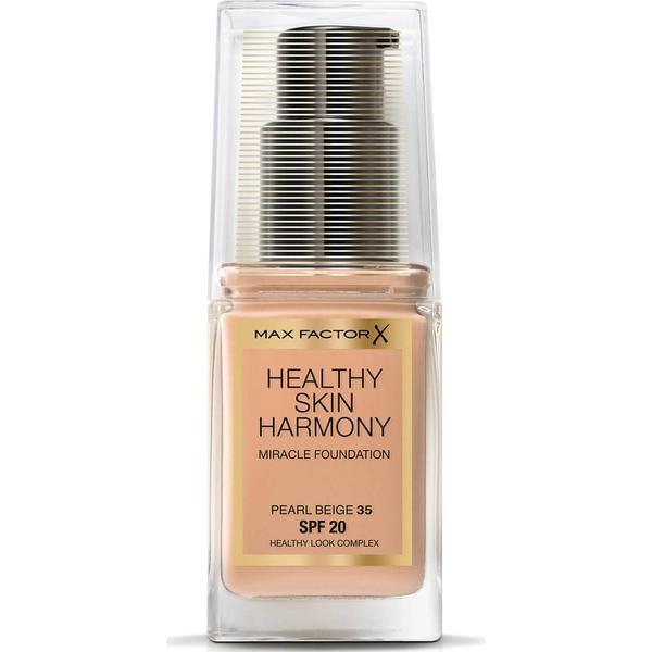 Max Factor Healthy Skin Harmony Foundation SPF20 #35 Pearl Beige