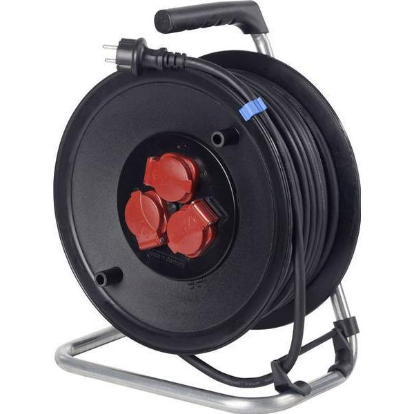 as - Schwabe 10133 3-way 33m Cable Drum