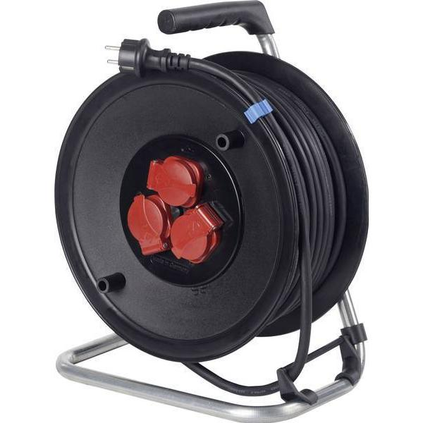 as - Schwabe 10132 3-way 25m Cable Drum