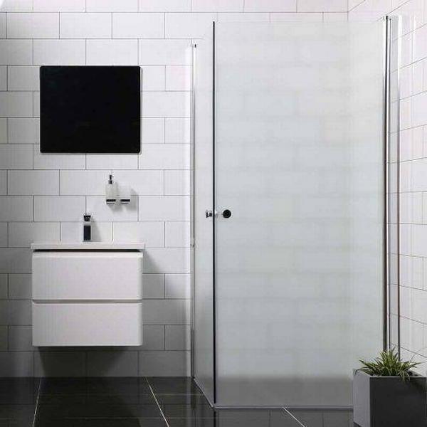 Bathlife Mångsidig (790663) Brusehjørne 1000x1000mm