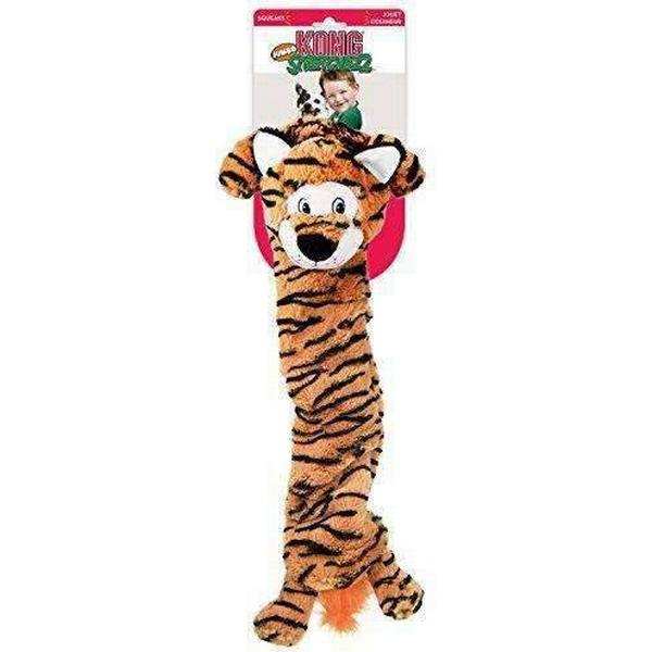 Kong Jumbo Stretchezz Tiger XL