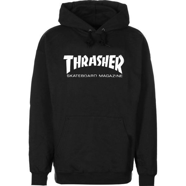 Thrasher Magazine Skate Mag Hoodie - Black