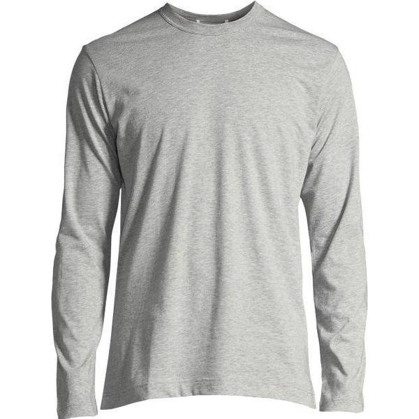Comme des Garçons Basic Long Sleeve T-shirt - Grey