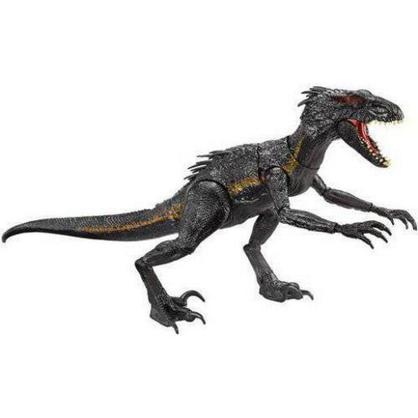 Mattel Jurassic World Grab 'N Growl Indoraptor Dinosaur Figure
