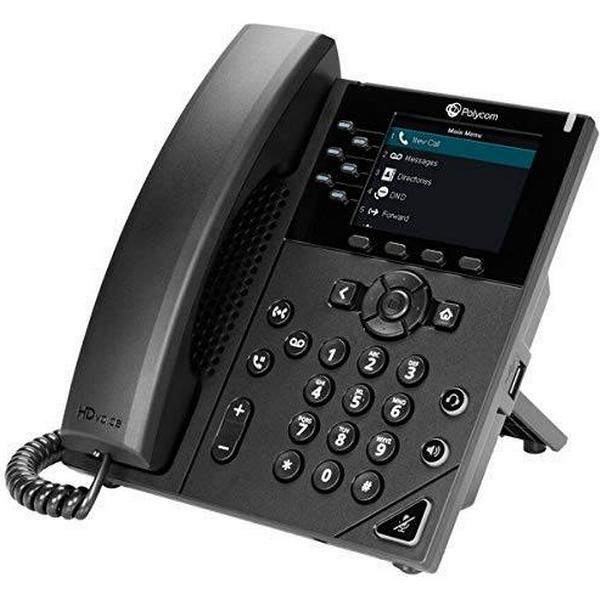 Polycom VVX 350 Black
