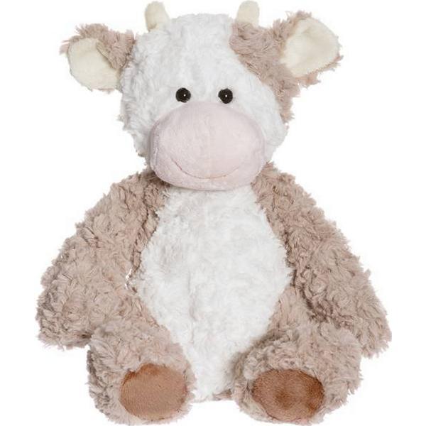 Teddykompaniet Ko Klara 28cm
