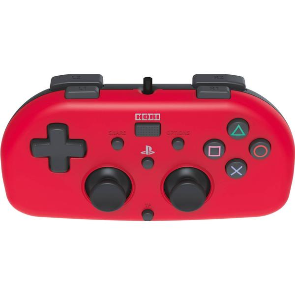Hori PS4 Horipad Mini Controller - Red