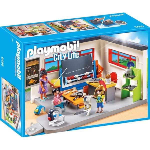 Playmobil History Class 9455