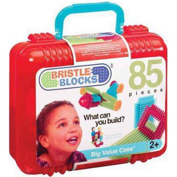 Bristle Blocks Big Value Case 85pcs