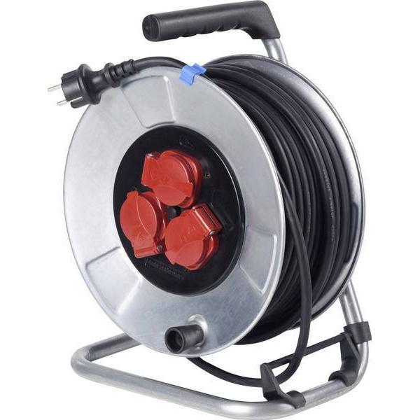 as - Schwabe 10317 3-way 25m Cable Drum