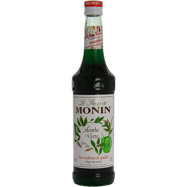Monin Premium Green Mint Syrup 0.7L