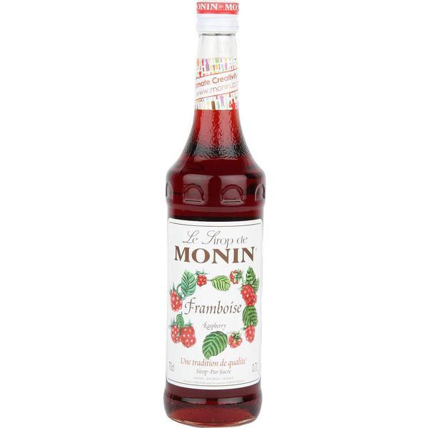 Monin Premium Raspberry Syrup 0.7L