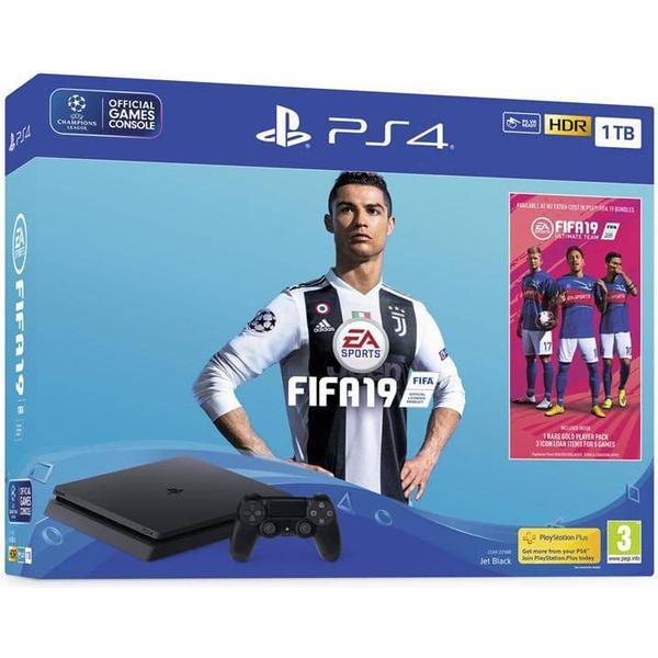 Sony PlayStation 4 Slim 1TB - FIFA 19