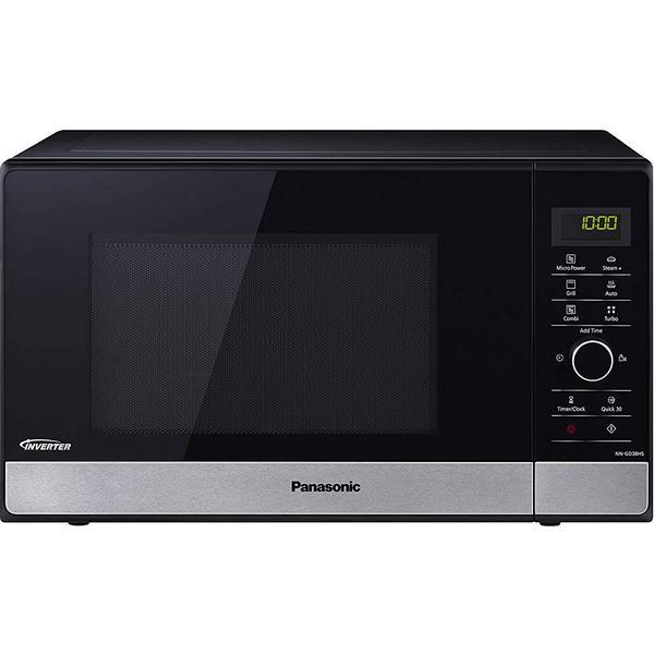 Panasonic NNGD38HSSUG Svart