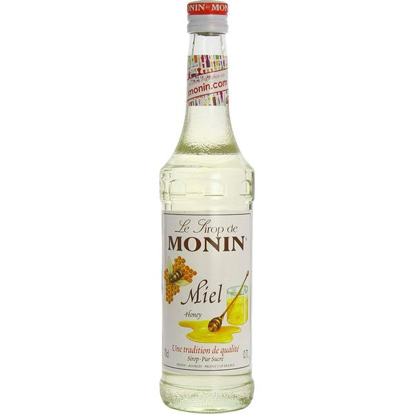 Monin Premium Honey Syrup 0.7L