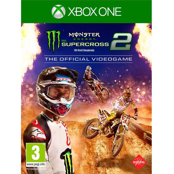 Monster Energy Supercross 2: The Official Videogame