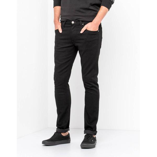 Lee Luke Slim Tapered - Clean Black