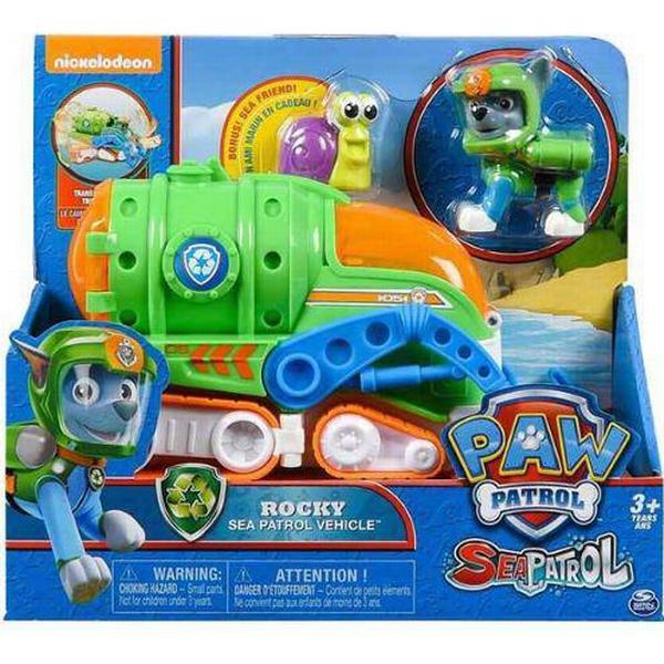 Spin Master Paw Patrol Rocky's Sea Patrol Vehicle