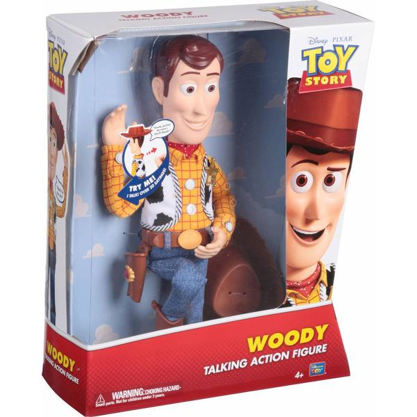 Thinkway Toys Toy Story Woody Talking Action Figure
