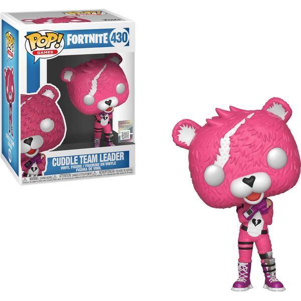 Funko Pop Games Fortnite Series 1 Cuddle Team Leader