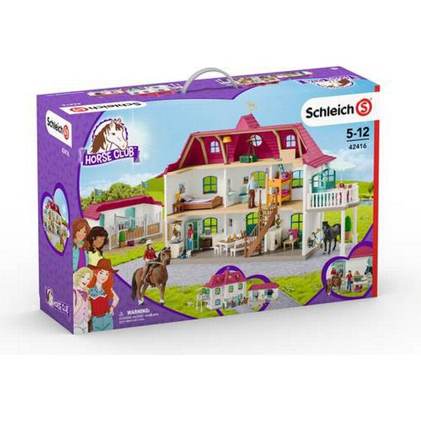Schleich Large Horse Stable with House & Stable 42416