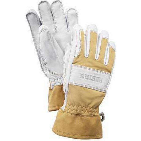 Hestra Fält Guide Glove Unisex - Natural yellow / Offwhite