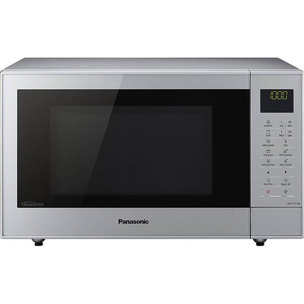 Panasonic NN-CT57 Sølv
