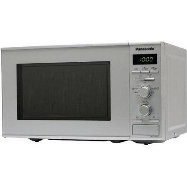 Panasonic NN-J161MMEPG Silver