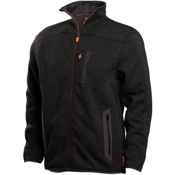 Husqvarna Xplorer Fleece Jacket - Granite Grey
