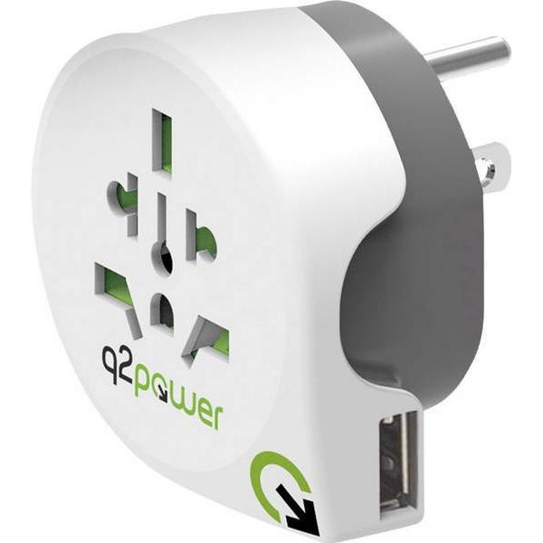 q2power World To USA With Usb