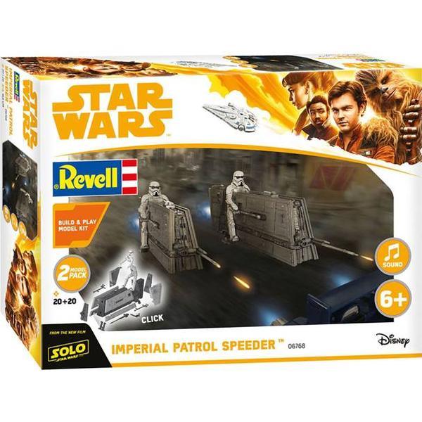 Revell Build & Play Imperial Patrol Speeder 06768