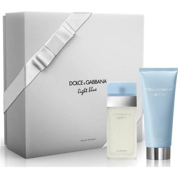 Dolce   Gabbana Light Blue Gift Set EdT 25ml + Body Cream 50ml ... 86a6cfe5af0