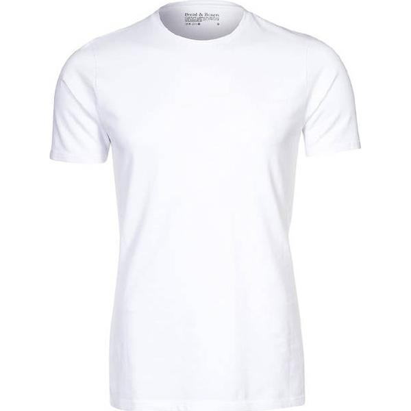Bread and Boxers Crew-Neck T-shirt - White
