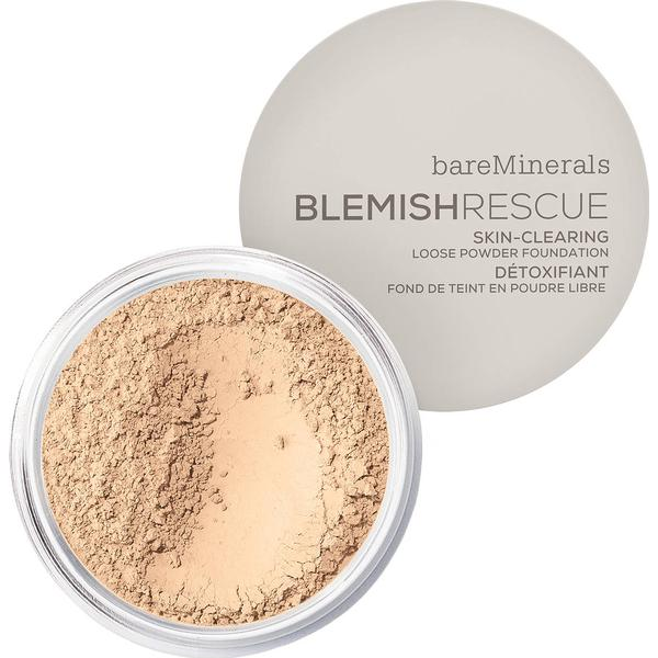 BareMinerals Blemish Rescue Skin-Clearing Loose Powder Foundation 3.5NW Golden Nude