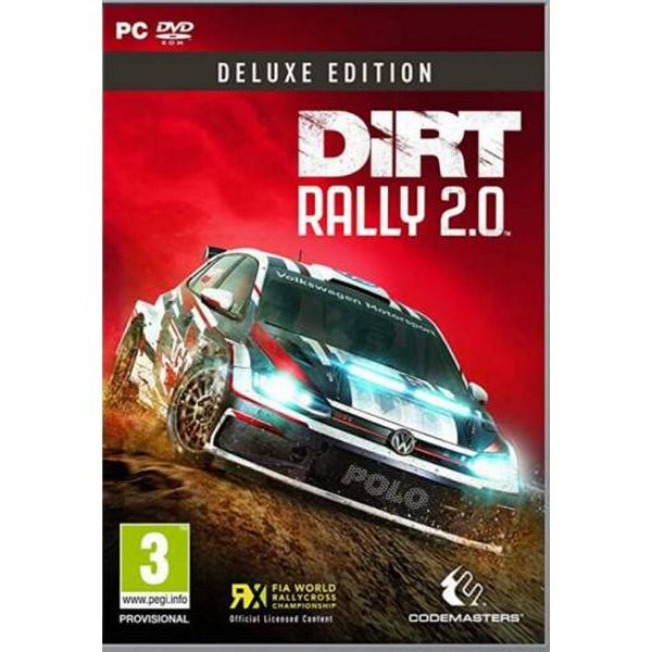 dirt rally 2 0 deluxe edition pc hitta b sta pris. Black Bedroom Furniture Sets. Home Design Ideas