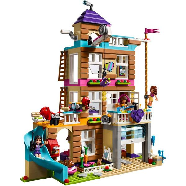 Lego Friends Friendship House 41340 Compare Prices Pricerunner Uk