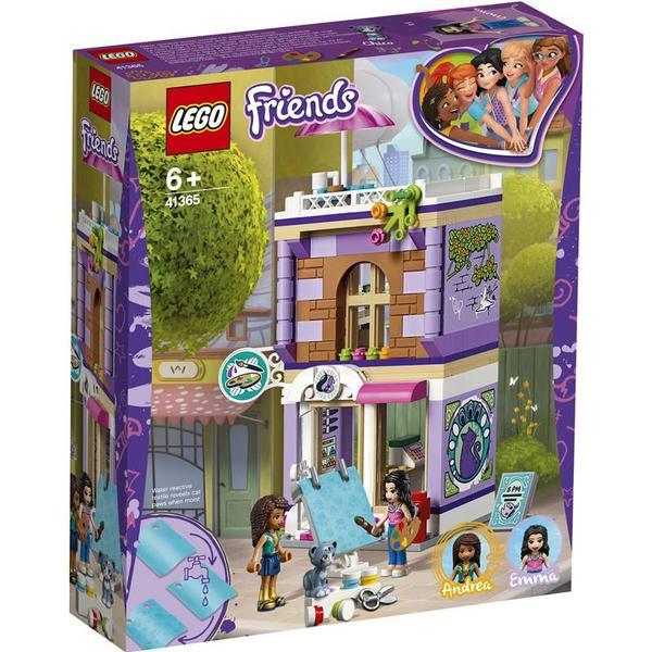 Lego Friends Emma's Art Studio 41365