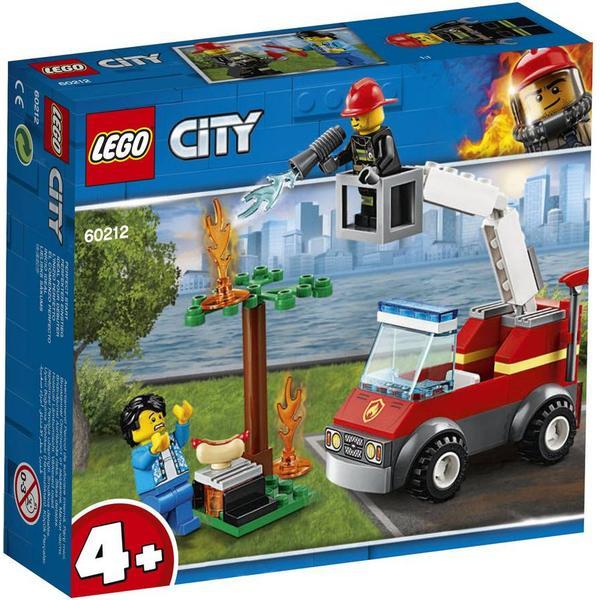 Lego City Grillbrand 60212