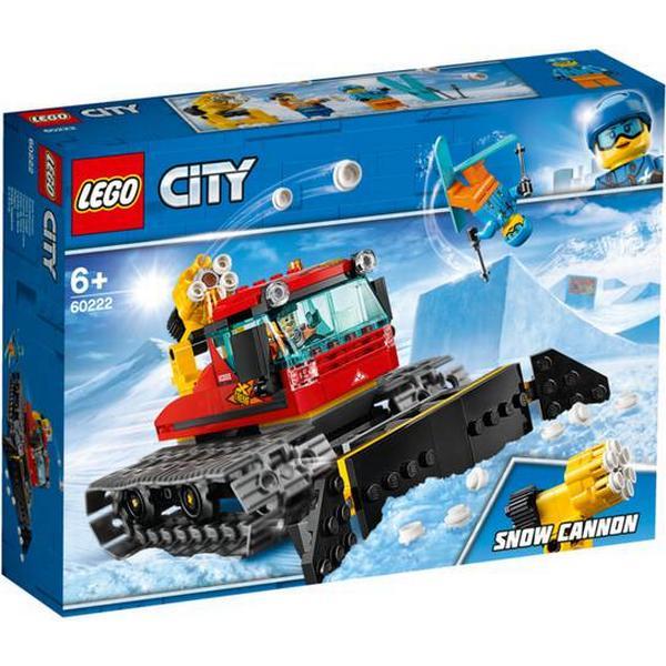 Lego City Pistemaskine 60222