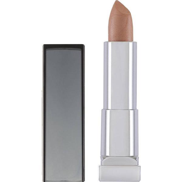 Maybelline Color Sensational Matte Metallics Lipstick #950 White Gold