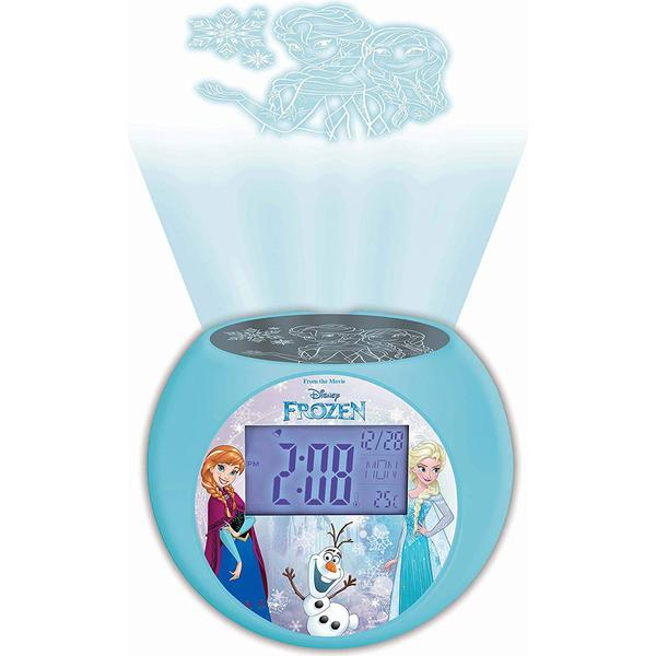 Lexibook Disney Frozen Elsa Radio Projector Clock