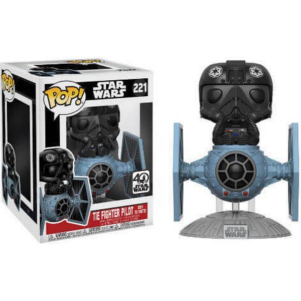 Funko Pop! Star Wars Tie Fighter with Tie Pilot