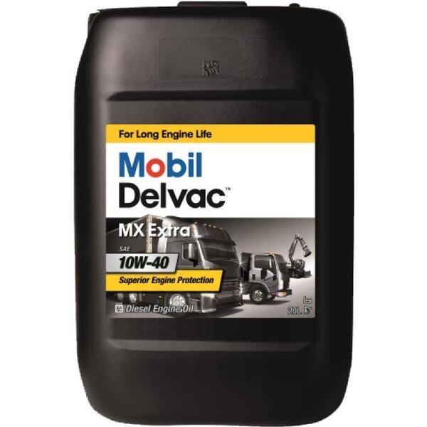 Mobil Delvac MX Extra 10W-40 20L Motor Oil